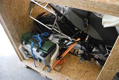 motorradtransport in die usa spedition intime forwarding courier. Black Bedroom Furniture Sets. Home Design Ideas
